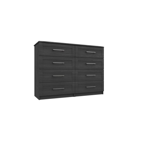 Andante 4 Drawer Double Chest