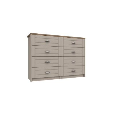 Skye 4 Drawer Double Chest