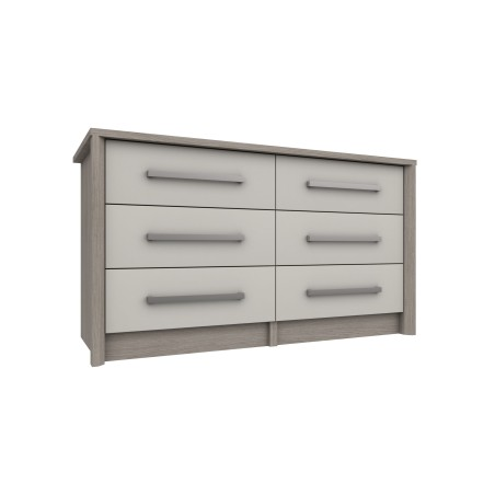 Arundel 3 Drawer Double Chest