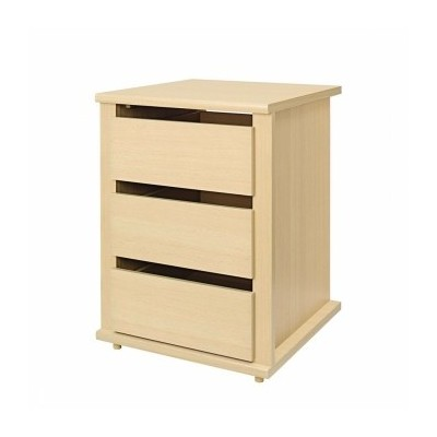 Lima Imperial Internal 3 drawer chest 48cm Product Code: Imp3drwint48