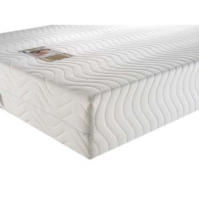 Deluxe 2000 high density memory foam mattress